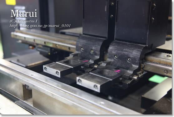 精密板金 丸井工業 ベンダー加工機