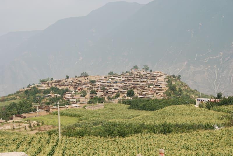 羌族寨、大根村 - Garuda Study