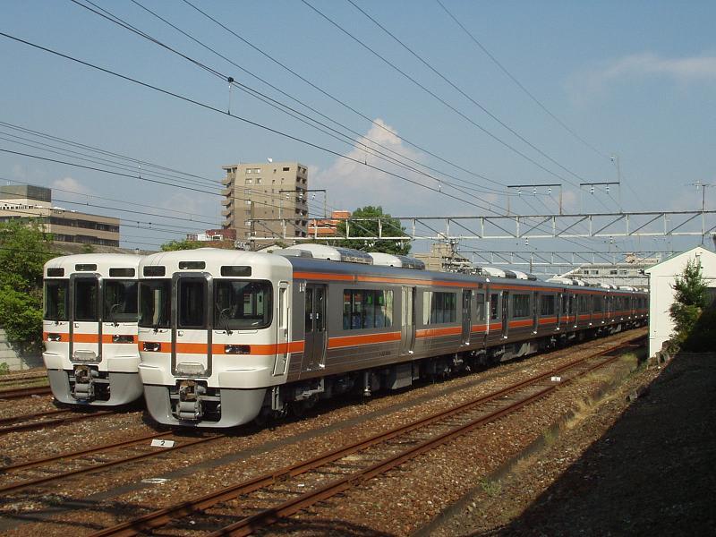 JR東海 313系5000番台~従来車と...