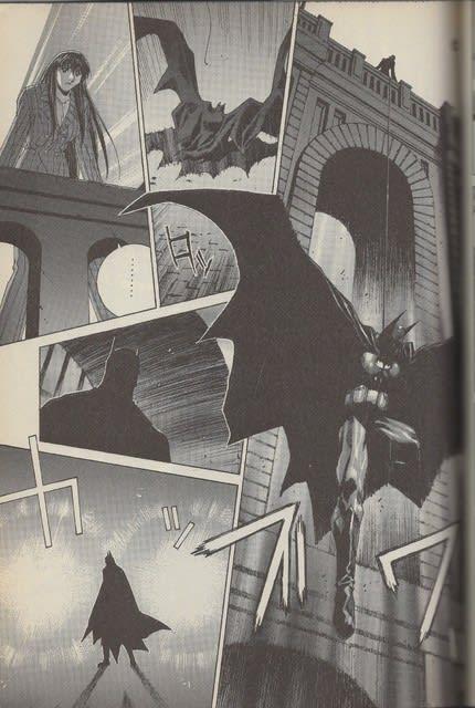 BATMAN CHILD OF DREAMS 第一巻 / 麻宮騎亜(菊池 通隆) - 冬への扉