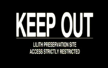 LILITH PRESERVATION SITE ACCESS STRICTLY RESTRICTED