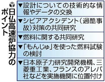 日仏、高速炉研究を推進…仏計画に日本技術協力 : 東欧の次世代火力 ...