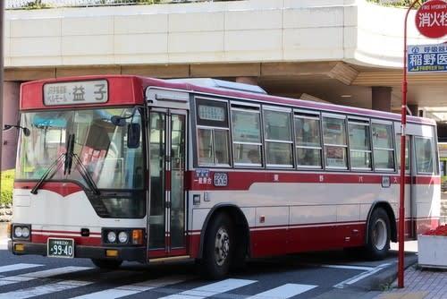 さようなら東野交通 - バスター...