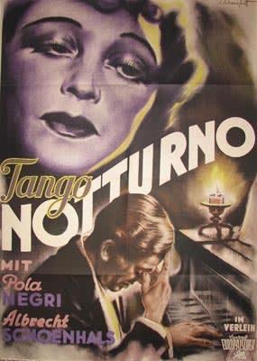 映画音楽史(339) 『夜のタンゴ』...