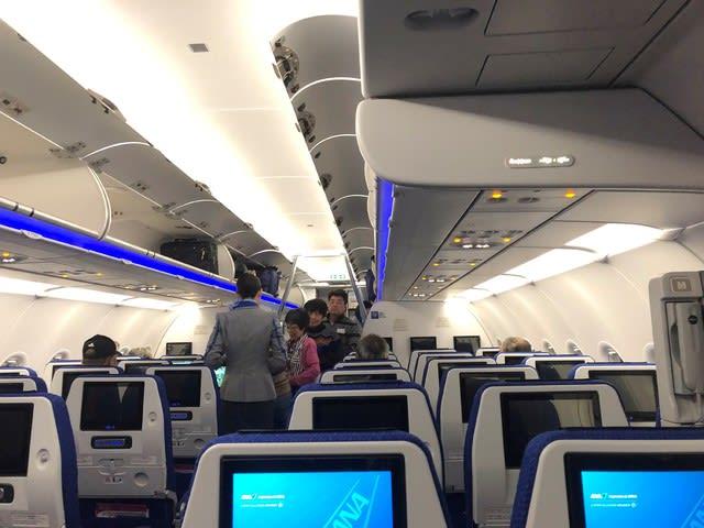 日本 から 韓国 飛行機