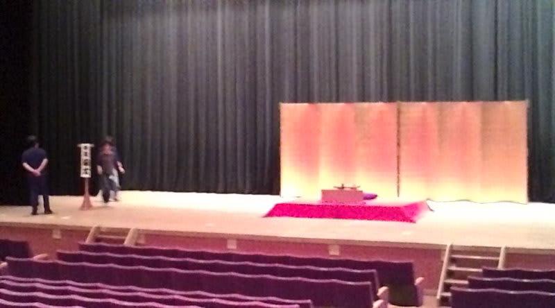吹田第一中学校学校公演!