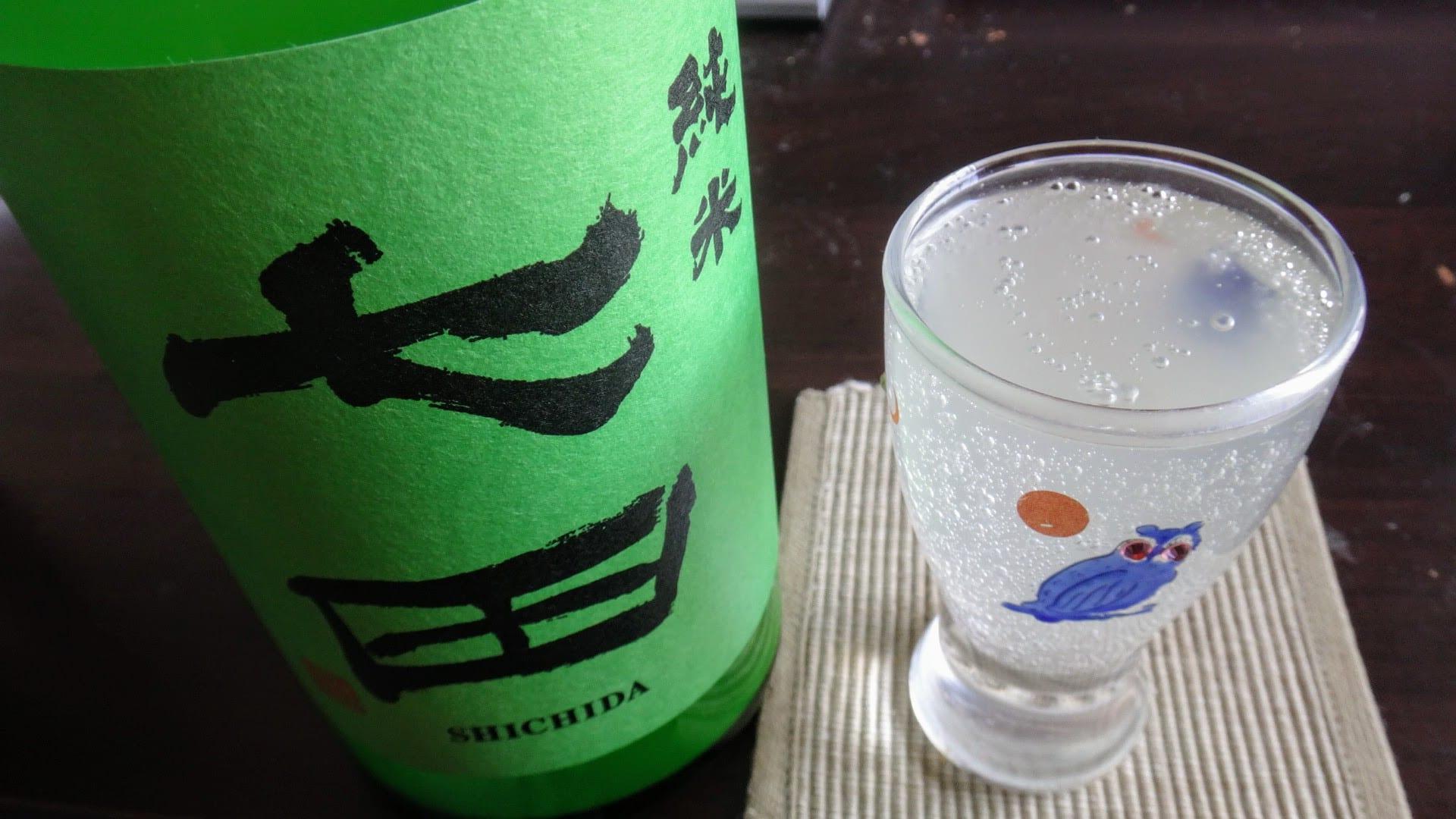 し ち だ 日本酒