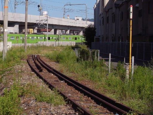 阪和貨物線を、逆からたどる - ...