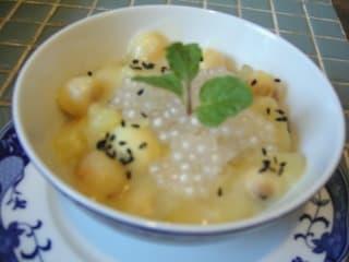 12月からのデザート! , 福岡のベトナム料理店「ngon ngon