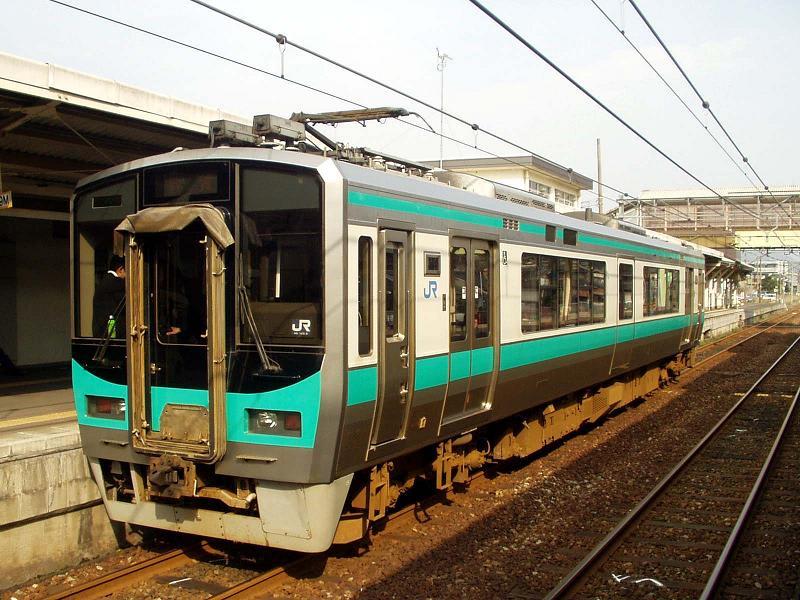 JR西日本 125系~こちらは脇役ですが… - MAKIKYUのページ