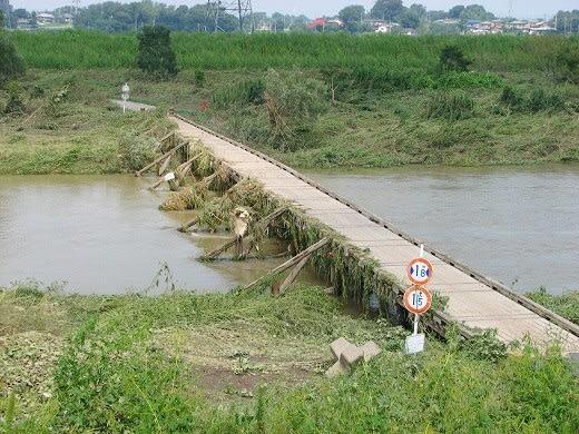 越 辺川 氾濫