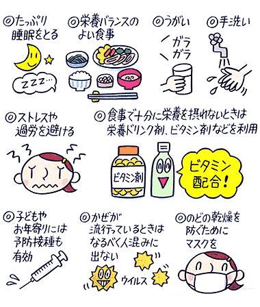 風邪食べ物