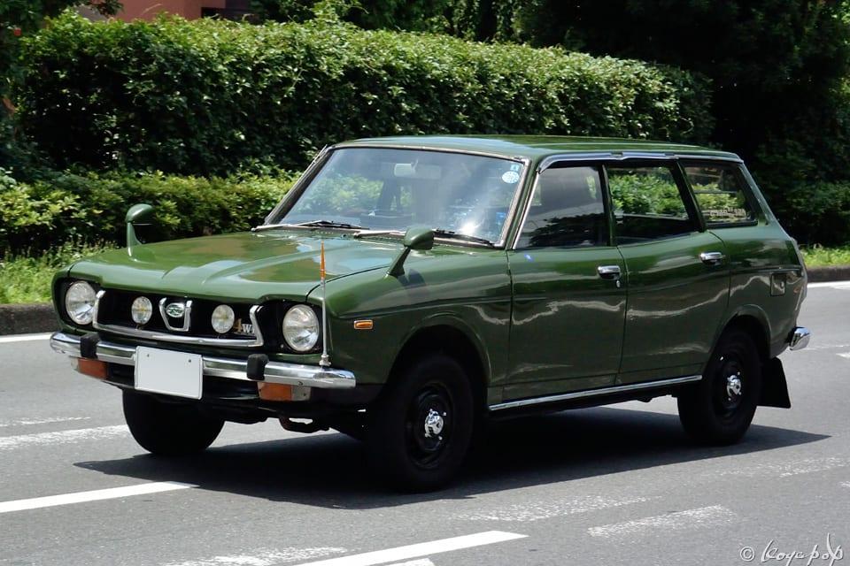 1972 Subaru Leone Save Our Oceans