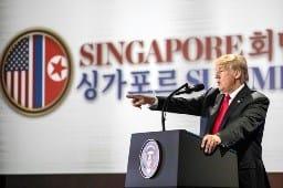 2018 06 12 非核化費用「韓国と日本が」【保管記事】