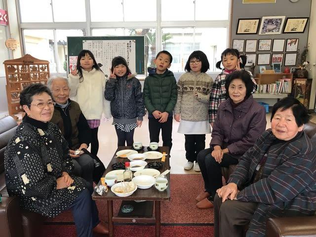 「七輪をつかう」~雪浦小学校3年生社会科~ ♡地域の方に支えられ♡