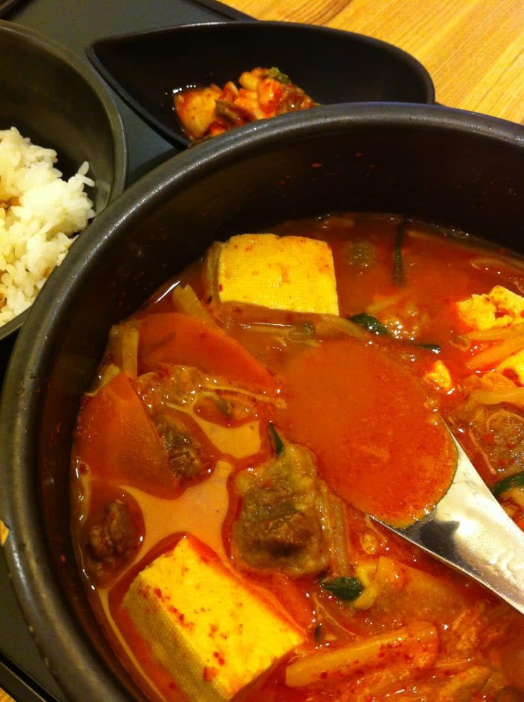 激辛スープ