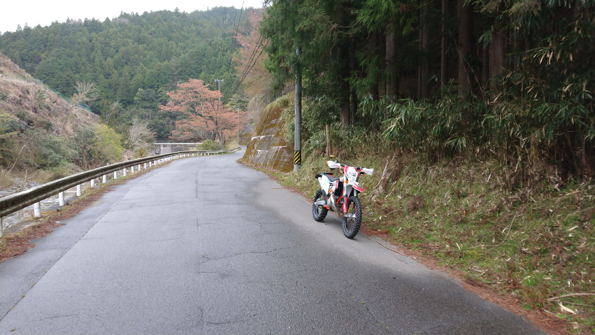 距離 運転 バイク 慣らし