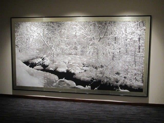 馬場良治展「四季を描く 一瞬(とき)」へ - 水彩・絵Say集「光と風と野草ちゃん♪」