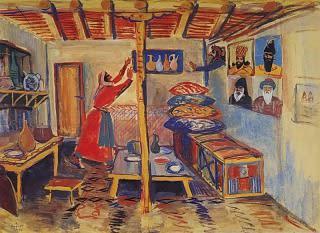 色めくアルメニア - 魔法の絨毯 -美術館めぐりとスケッチ旅行-
