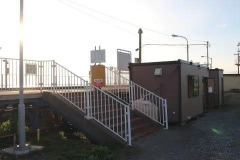 JR北海道 室蘭本線 北舟岡駅