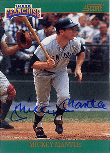 file.173 Mickey MANTLE【ミッキ...