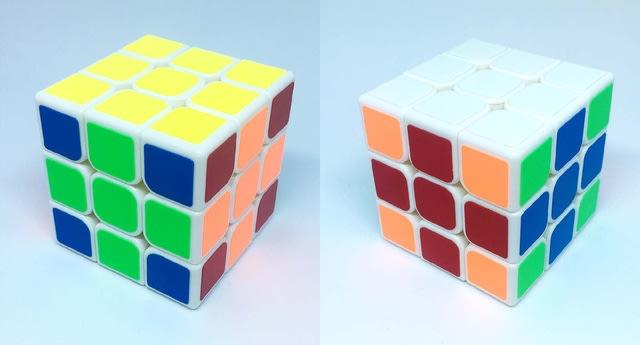 キューブ 法 ルービック 攻略 ルービックキューブ攻略法 4分で6面完成