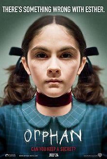 エスター orphan , 映画の話でコーヒーブレイク