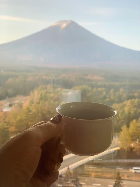 【山梨県】旅の思い出2020 富士山が見たくてハイランドリゾートホテル&スパ グランドエグゼクティブフロア - コダワリの女のひとりごと