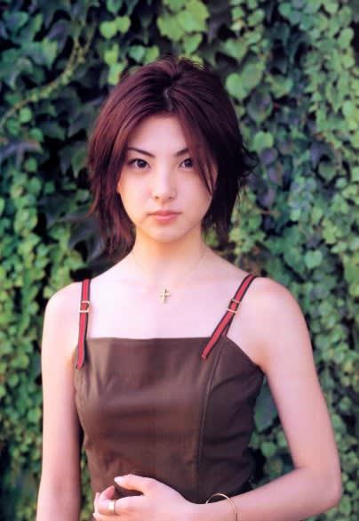 なんといっても映画女優の田中麗奈子(タナレナ)