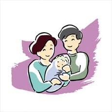 「夫への愛情は出産で減る? ←この記事どう」の質問画像