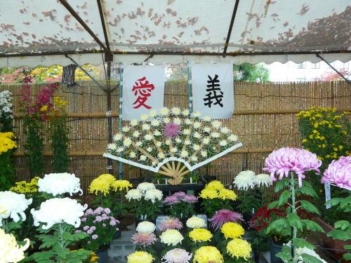 第50回国宝松本城菊花展