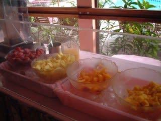 ハワイ4日目朝食