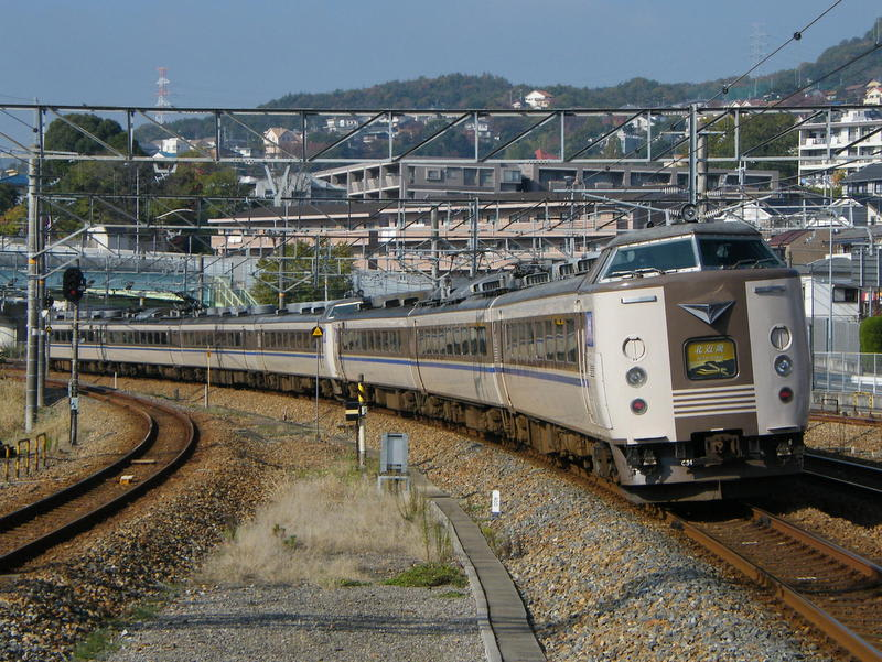 183系JR西日本カラー「北近畿」
