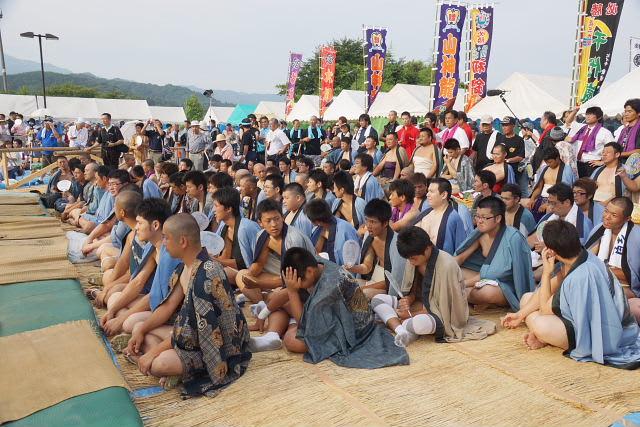 隠岐古典相撲大会の第三部です。...