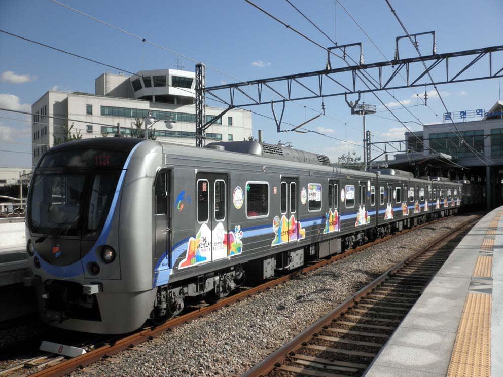 仁川交通公社1000系電車