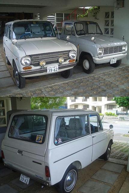 希少車 コニー360ライトバン - ...