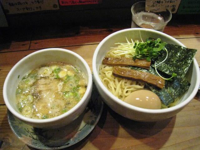 「トロつけ麺」