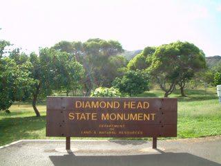 ハワイ3日目ダイヤモンドヘッド2