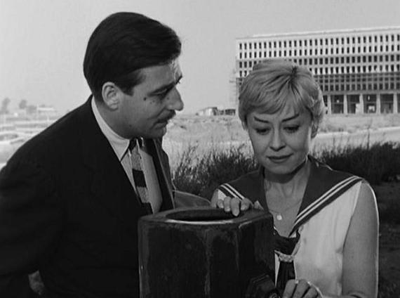 映画 カビリアの夜(1957) 大い...
