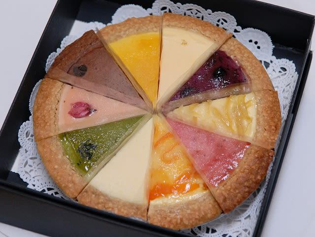 おむすび チーズ ケーキ