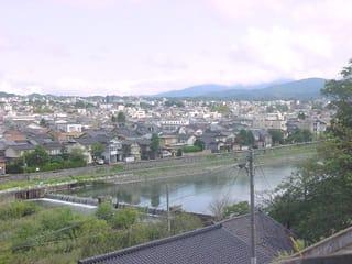 桜坂から撮影(福山雅治とは関係ありません)