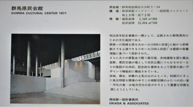 群馬 県民 会館