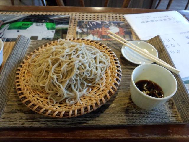 会津の新蕎麦をいただきました。
