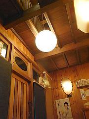 十兵衛 入口(内側)