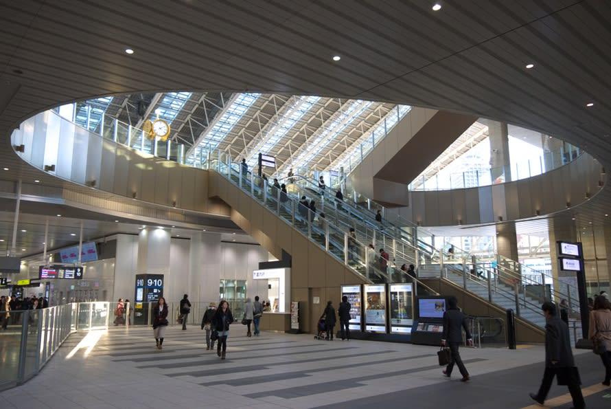 駅 場所 大阪 待ち合わせ 大阪駅構内のすぐにわかる待ち合わせ場所。