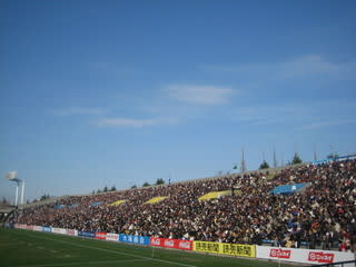 秩父宮ラグビー場20061224