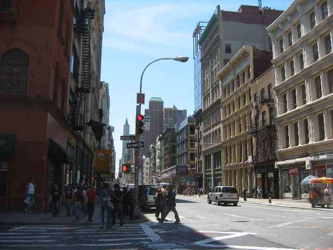 ニューヨーク マンハッタン 天気