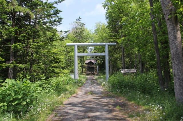 中頓別神社/北海道中頓別町(Nakatonbetsu Jinja,Nakatonbetsu,Hokkaido ...
