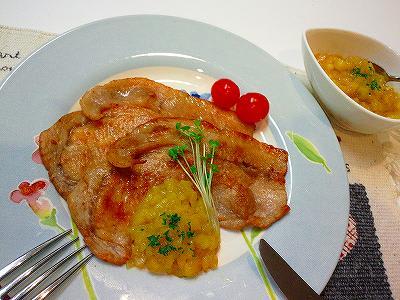 ソテー 豚肉