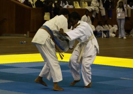 ⑫第4回東アフリカ柔道選手権大会...